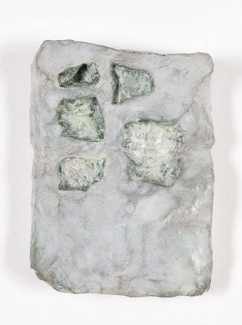 , 'Jade,' 2013, Galerie Peter Kilchmann