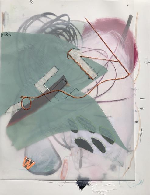 , 'Present.v2,' 2018, Jen Mauldin Gallery