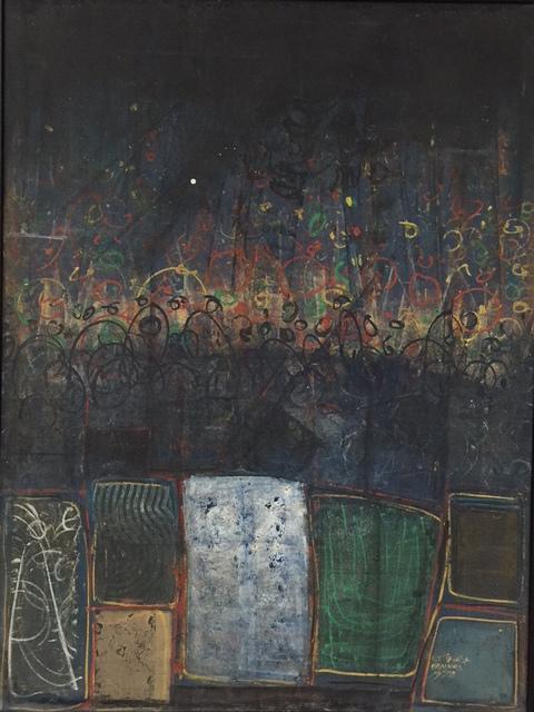 , 'Untitled 43,' 1978, Hafez Gallery