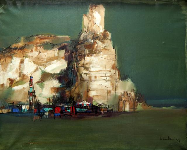 , 'Terracina,' 1959, Baterbys Art Gallery
