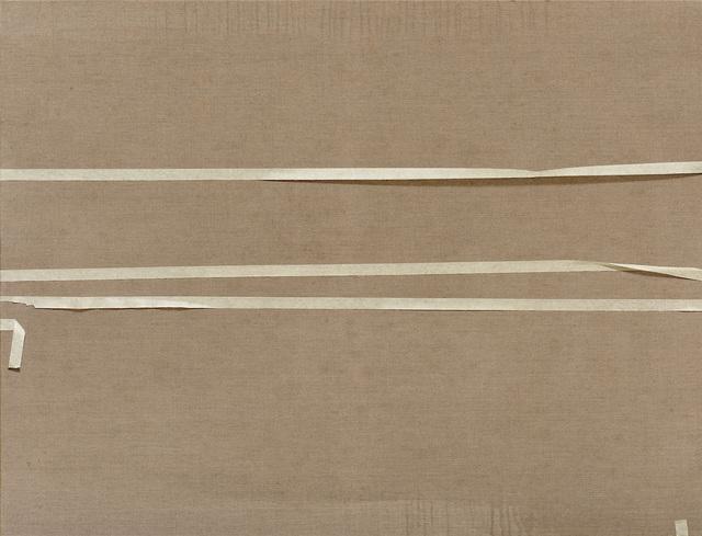 , 'Pause,' 2015, Galleria H.