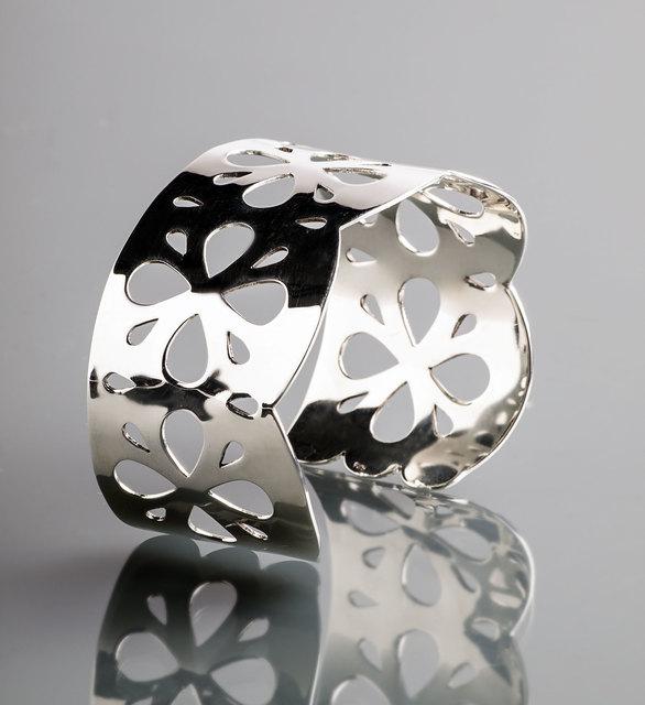 , 'Silver Bracelet,' 2015, Anáhuac