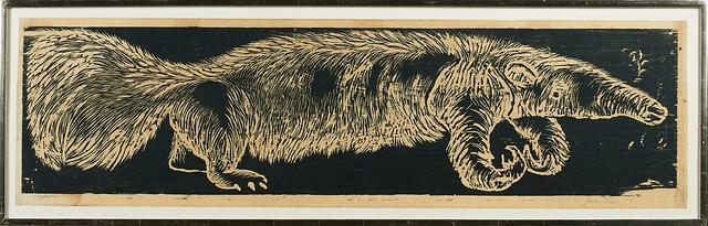 Jim Dine, 'Anteater', 1955, Rago