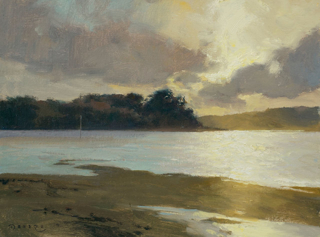 Donald W. Demers, 'A New Day, Pleasant Bay, Orleans, Massachusetts', 21st Century, Vose Galleries