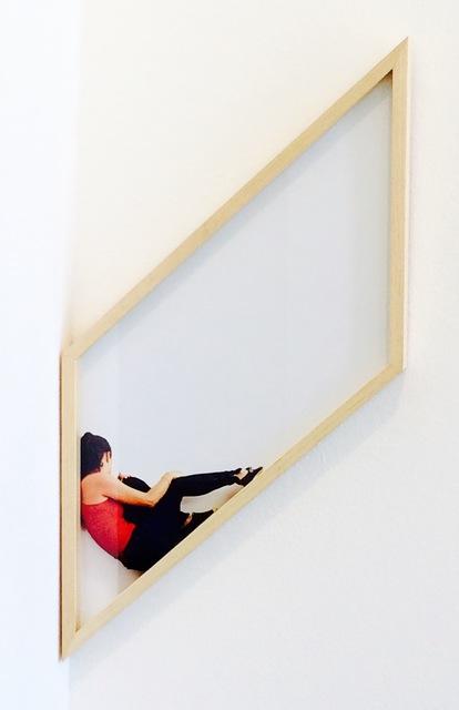 , 'Quadros Cortados/3,' 2015, Galeria Inox