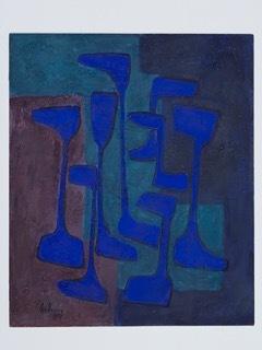 , 'Composizione,' 1957, Raffaella De Chirico