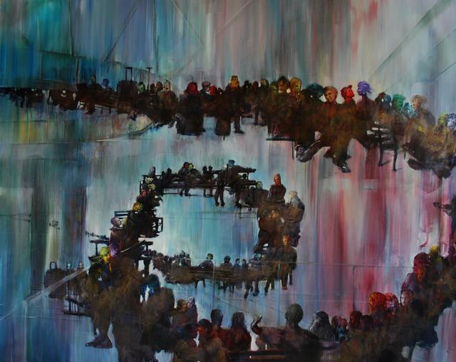 , 'The Date,' 2015, Arte Berri