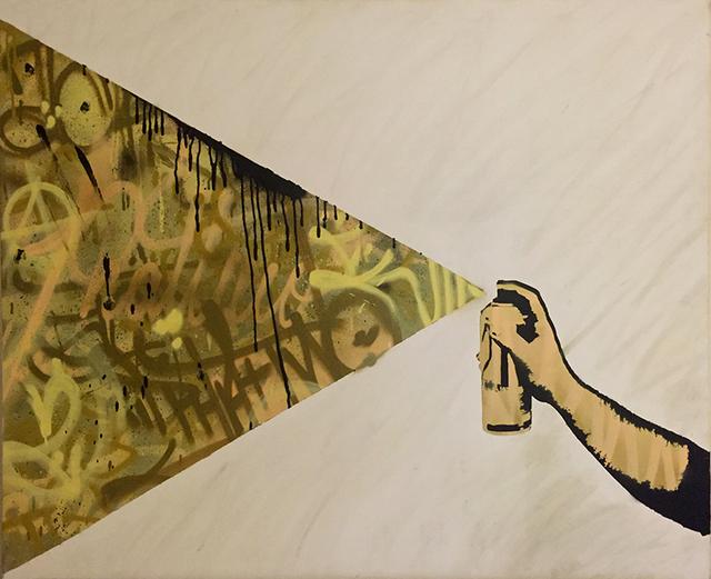 , 'Ubiquity,' 2013, Artscoops