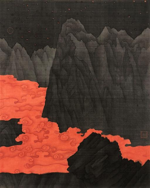 Zuo Xiaokang, 'Moonsorrow No. 8 ', 2018, Illuminati Fine Art