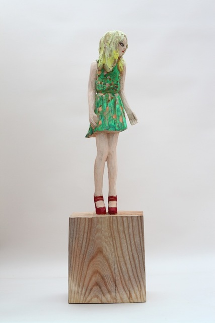 , 'Monet Green,' 2013, SNOW Contemporary