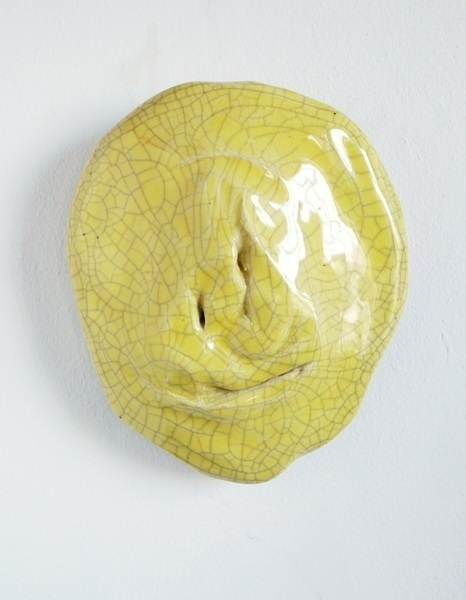 , 'Yellow Mask,' 2013, Paradise Row
