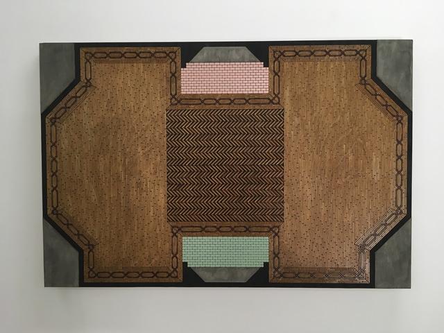 , 'Latent Condition No. 1 (H. Humbert),' 2018, Resource Art
