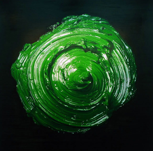 , 'My Color - Green,' 2010, Galerie du Monde