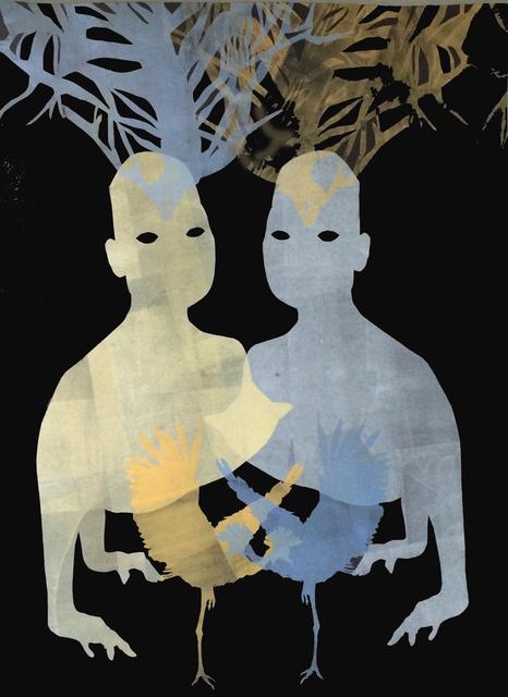 , 'Telepathic Crane Dreams,' 2017, Deep Space Gallery