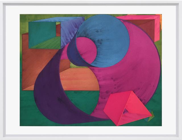 , 'Indigo,' 1990, Senior & Shopmaker Gallery