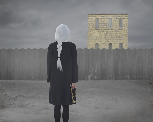 Patty Maher, 'Reconciliation', 2019, Photography, Metal print (matte finish), Abbozzo Gallery