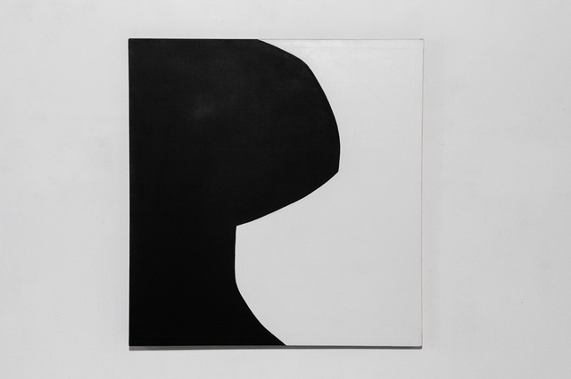 , 'black and white prolong,' 1962, Edition & Galerie Hoffmann
