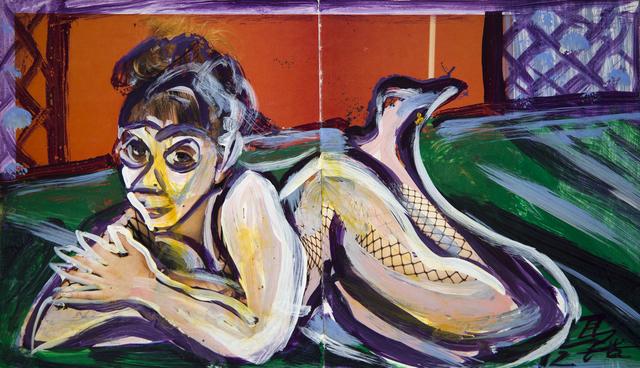 Ma Hao, 'Boudior', 2012, Longmen Art Projects