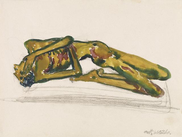 , 'Sacrifice,' 1933, Belvedere 21