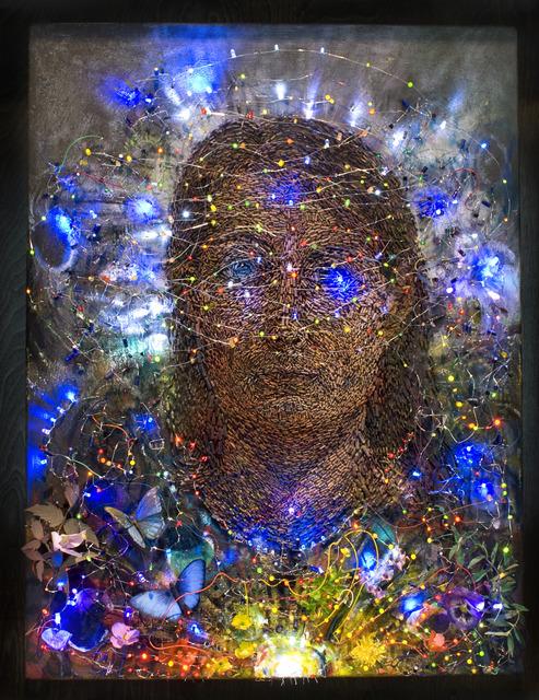, 'Self Portrait (Resisto Ergo Sum),' 2005-2012, Ronald Feldman Gallery