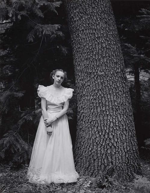 Ansel Adams, 'Graduation Dress, Yosemite Valley, California', 1948, Etherton Gallery