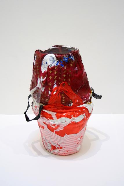, 'Vessel #16,' 2017, Klaus von Nichtssagend Gallery