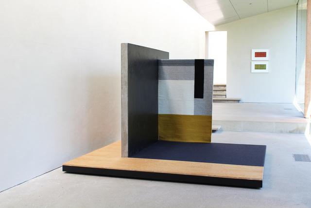 , 'Planar Pavilion,' 2014, New Art Centre