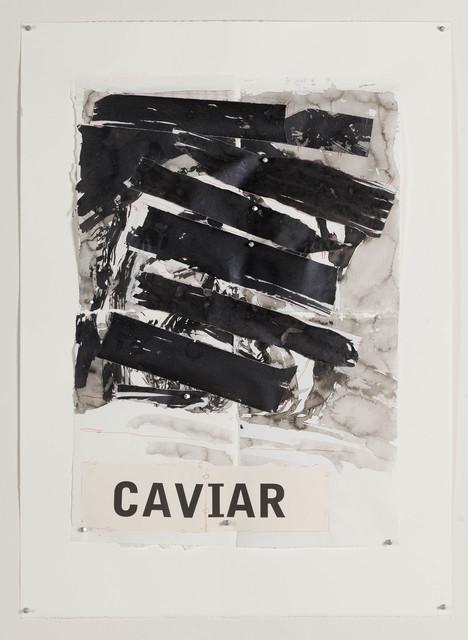 , 'Trotsky (Caviar),' 2017, Marian Goodman Gallery