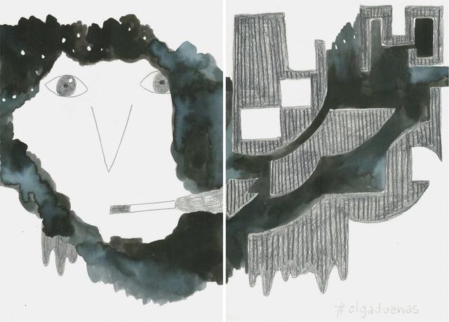 , 'La noche es nuestra (#olgaduenas),' 2018, Estrany - De La Mota
