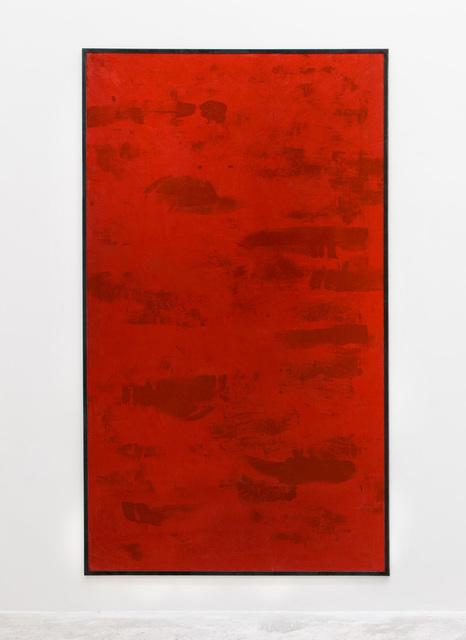 , 'Peinture plasmique 1367,' 2016, Michel Rein Paris/Brussels
