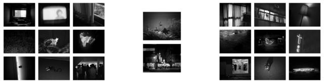 Lee Lichung, 'The Dark #01-#20', 2013, Powen Gallery