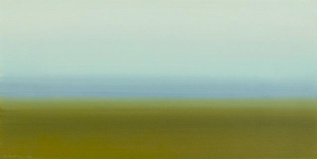Lisa Grossman, 'Horizon - Gold 2 ', 2014, Haw Contemporary