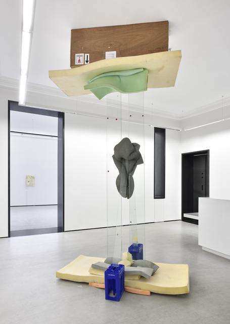 , 'Chaudfontaine,' 2016, Galerie Christophe Gaillard
