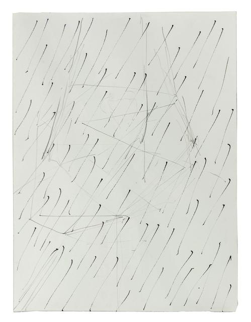 , 'Rain,' 2015, Galería Heinrich Ehrhardt