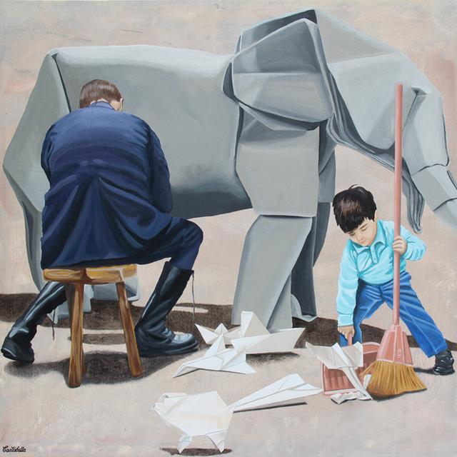 , 'The Memory II,' 2016, Kreislerart