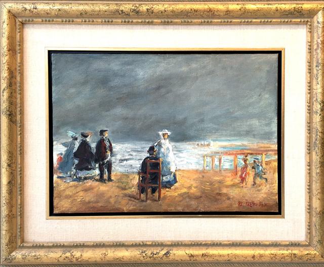 , 'Tel Aviv beach,' 1985, Dan Gallery