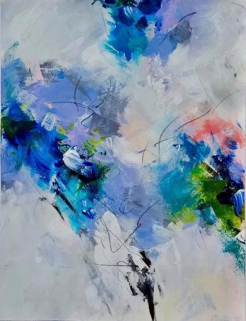 Joni Sarah White, 'Sky World', 2018, IAZ Art Gallery
