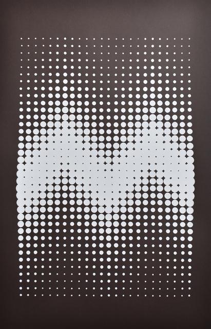 , 'Japanese Geometrical and Optical Art (p.135),' 2019, (bis) oficina de proyectos