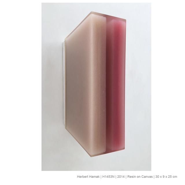 , 'H1453N,' 2014, Galerie Tanit