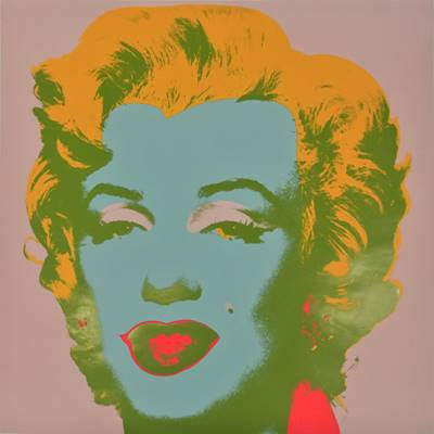 Andy Warhol, 'Marilyn Monroe (F&S.II.28)', 1967, Print, Color screenprint on paper, Robin Rile Fine Art