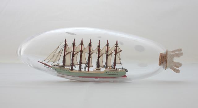 , 'Ship in a Sea Cucumber,' 2011, Ota Fine Arts