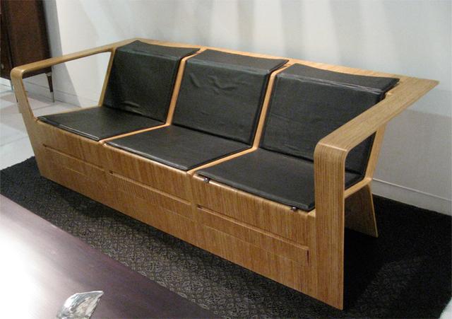 , 'Delta Sofa,' 2008, Cristina Grajales Gallery