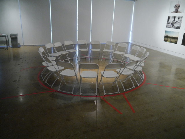 , 'A Meeting Place for Discussion: Bread, Freedom and Social Justice,' 2017, Fort Worth Contemporary Arts