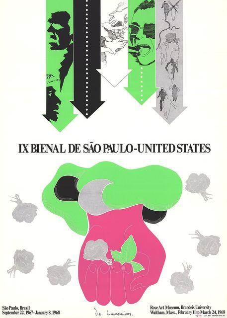 , 'IX Bienal de Sao Paulo,' 1968, ArtWise