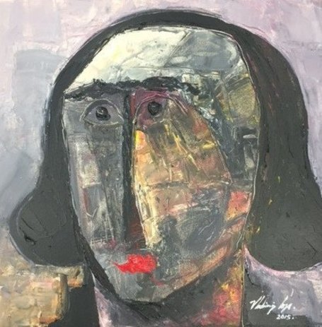 Vladimar Cora, 'Cabeza', Ethos Contemporary Art