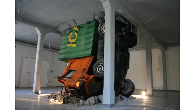 Stefano Bombardieri, 'ICARO TRANSPORT', 2008, Galerie Vivendi