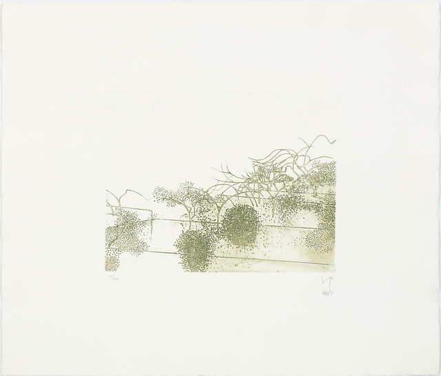 , 'Gardens of Hammersmith I,' 1976, Marlborough London