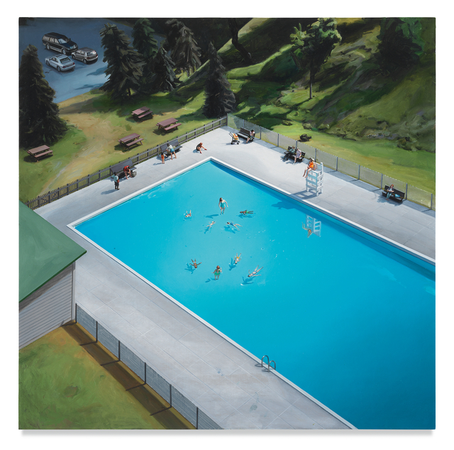 , 'Floating Lessons,' 2018, Miles McEnery Gallery