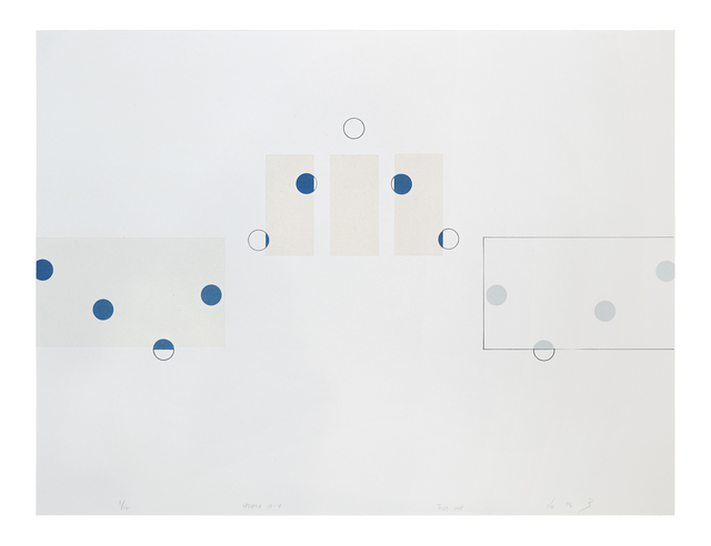 , 'Utopia 18-4,' 2018, Cahiers d'Art