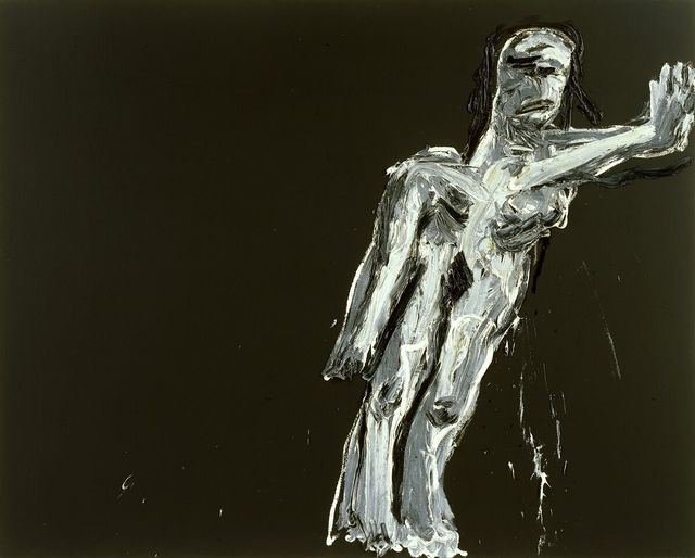 , 'Nude Figure,' 1989, Phillips Collection